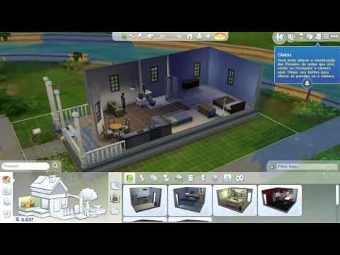 Intel HD Graphics 2000: The Sims 4