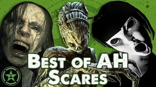 Best of Achievement Hunter Scares - Fright Night #2