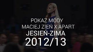 Maciej Zień - kolekcja jesień/zima 2012/2013