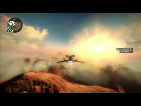 Just Cause 2: Top Of The World Achievement
