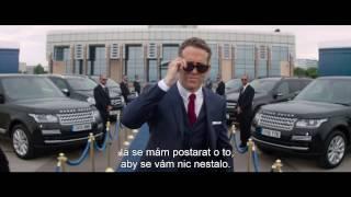 Zabiják & bodyguard - trailer s českými titulky