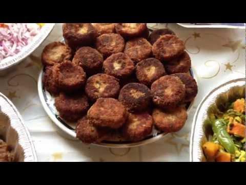 Bangladeshi Food For Party - Bangla YouTube Video