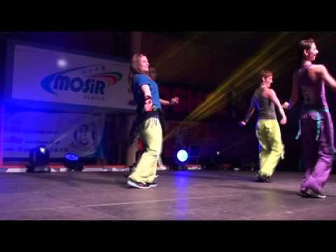 Zumba Fitness Bellydance  Vasilisa Tarasova Litwa video