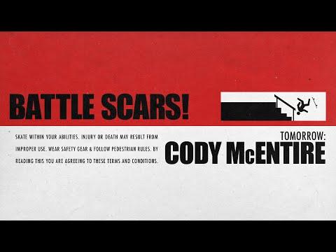 Cody McEntire's Battle Scars   Tomorrow...
