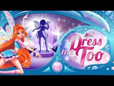 Lojra Per Femije - Winx Club: Dress Me Up Too video