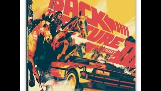 Back To The Future III 2LP by Mondo Look and Review