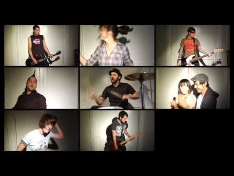 Riverboat Gamblers - DissDissDissKissKissKiss [Official Music Video]