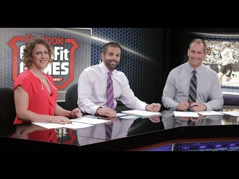 Live CrossFit Games Update Show: May 19, 2013