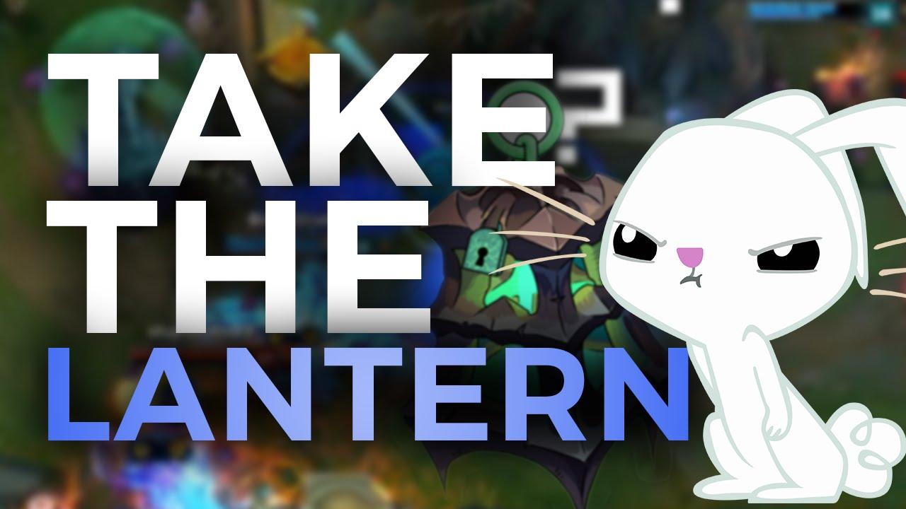 BunnyFuFuu   Take the Lantern
