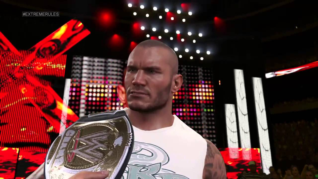 Wwe 2k15 Randy Orton Tattoo Wwe 2k15 Randy Orton Nba 2k15