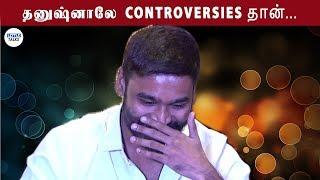 Dhanush - Robo shankar வேண்டாம்னு சொன்னேன் | Maari 2 PressMeet | LittleTalks