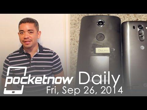 Google Nexus 6 Shamu, iOS 8.0.2, Galaxy Note Edge concept & more - Pocketnow Daily