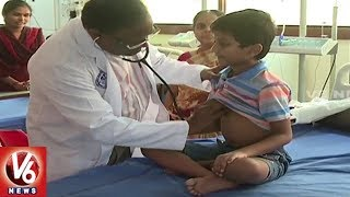 Govt And Private Hospitals Filling Up With Dengue Patients In Telangana