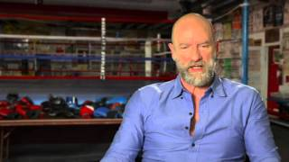 "Creed: Graham McTavish ""Tommy Holiday"" Behind the Scenes Movie Interview"