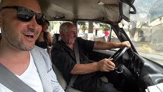 I Gave A Lada Taxi Driver $3 And Said Drive!