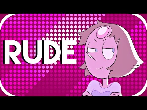 Steven Universe AMV | Rude (Request)