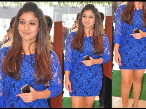 Actress Nayanthara Latest Stills video
