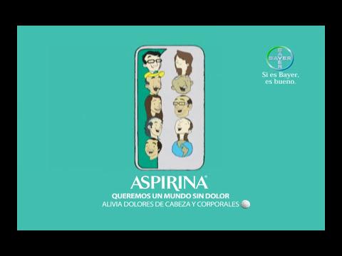 Aspirina de Bayer