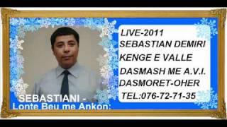 Sebastijan Sejdoo - Lonte Beu me Ankon -- live 2010 Ohrid Macedonia