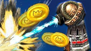 Безумные доходы в TD Warcraft 3