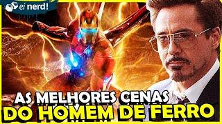 OS MELHORES MOMENTOS DO HOMEM DE FERRO NO UCM