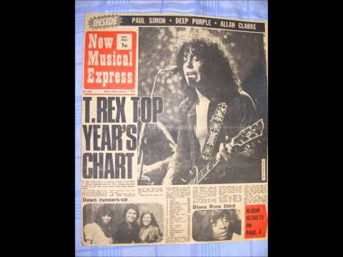 Marc Bolan & T-Rex, Futuristic Dragon an Introduction (3 versions)