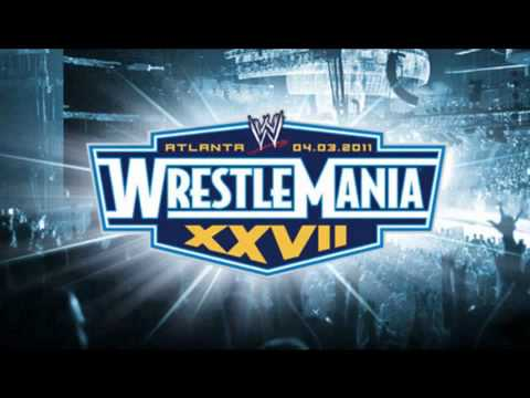 Cancion Oficial De Wwe Wrestlemania 27 video