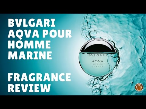 Bvlgari Pour Homme Marine | Fragrance Review