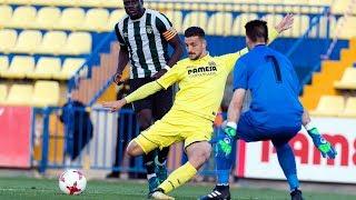 Resumen Villarreal B 0 - 3 CF Peralada