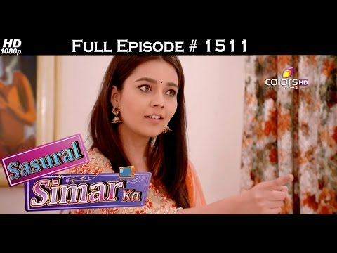 Sasural Simar Ka - 22nd May 2016 - ससुराल सिमर का - Full Episode thumbnail