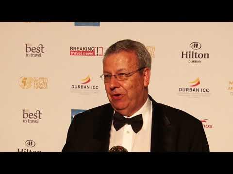 George Cohen, managing director, Saxon Hotel, Villas & Spa