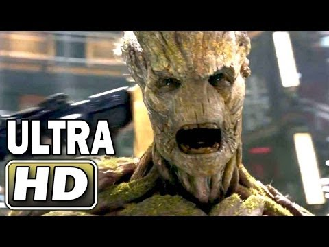 [Ultra HD] GUARDIANS OF THE GALAXY Trailer [4K]
