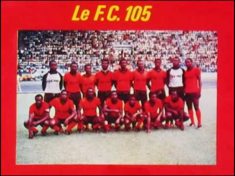 FC 105 du Gabon (Franco) - Franco&le TPOK Jazz 1985