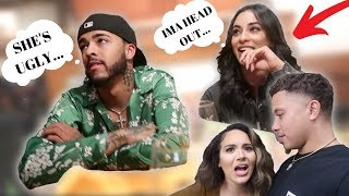 SETTING UP OUR BESTFRIEND ON AN OBNOXIOUS BLIND DATE!! ** HE THINKS SHE'S UGLY! **