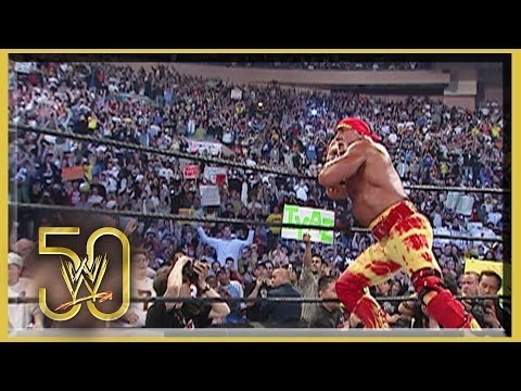 50 Years of WWE The History of WWE: 50 Years of Sports Entertainment
