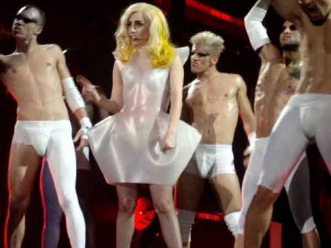 Lady Gaga - Boys, Boys, Boys (live) video