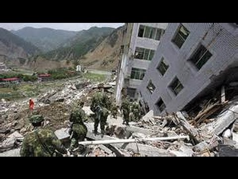 Deadly Earthquake China – at Least 150 People Killed, many injured