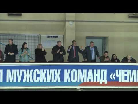 а родном льду «Зауралье» выиграло у «Сарыарки» в третьем матче четвертьфинала