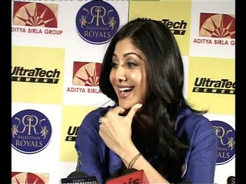 Shilpa Shetty Excited For 'IPL 5'