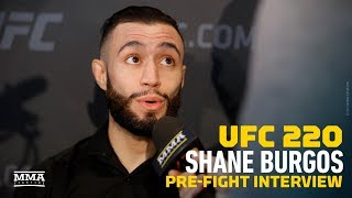 UFC 220: New York's Shane Burgos Takes 'Game Of Thrones' Approach To Fighting In Boston