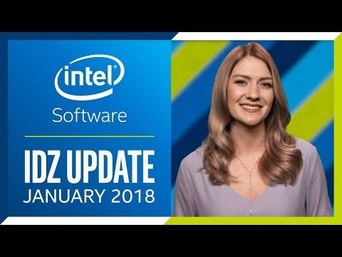 Intel® Developer Zone Update | January 2018 | Intel Software