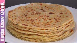 АРОМАТНЫЕ КАРТОФЕЛЬНЫЕ ЛЕПЕШКИ на СКОВОРОДЕ Очень Вкусный и Простой рецепт | Potato Tortillas Recipe