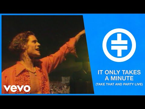 Take That - It Only Takes A Minute (Take That And Party Live)