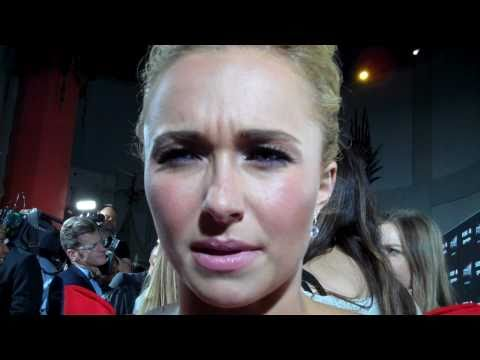 Hayden Panettiere at the