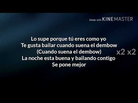 Suena El Dembow   Joey Montana ft Sebastian Yatra   Letra 👇