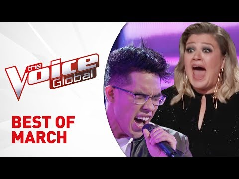 BEST AUDITIONS of MARCH 2019 in The Voice