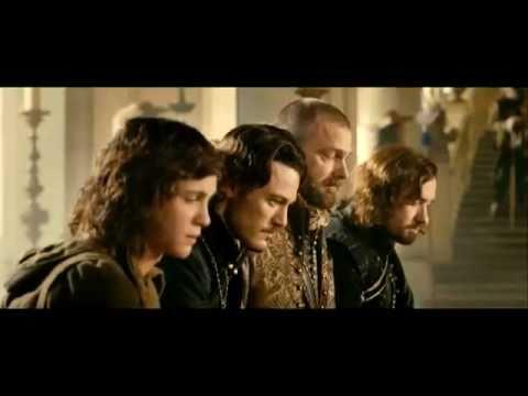 Los tres mosqueteros - Trailer en español