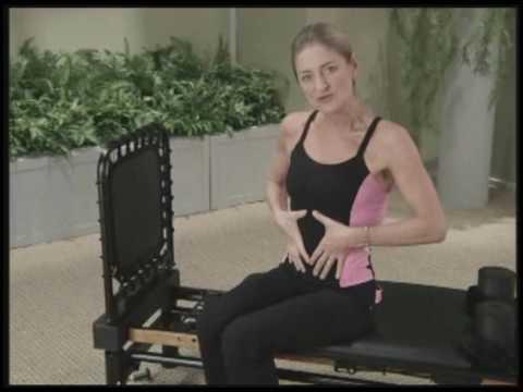 qvc pilates machine any