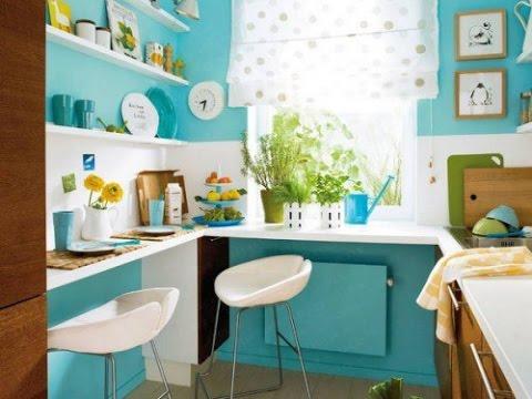 Маленькая кухня подборка вариантов решения при маленькой площади