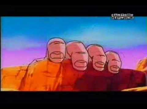 Dragonball Z promo commercial (Cartoon network)